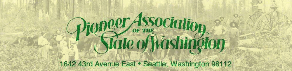 Pioneer Association of the State of Washington